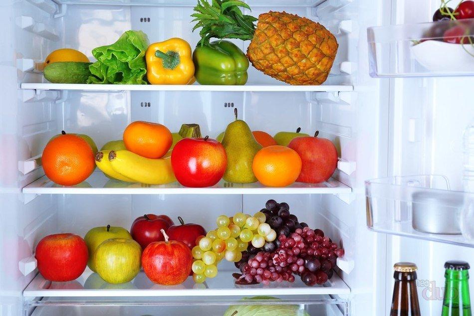 Хранение экзотических фруктов