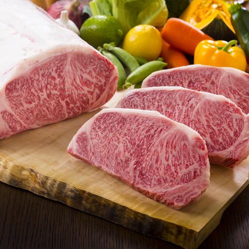Приготовление японской мраморной говядины Вагю