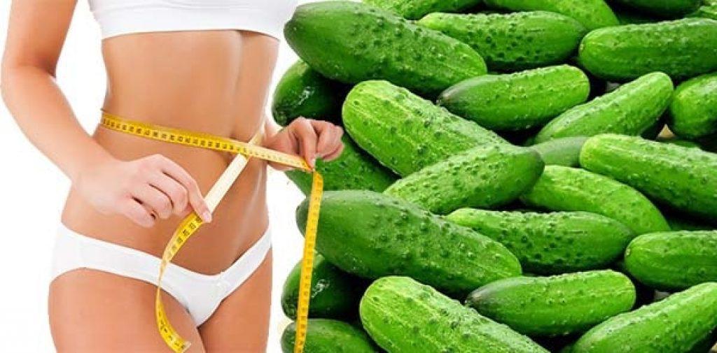 Что дает огуречная диета