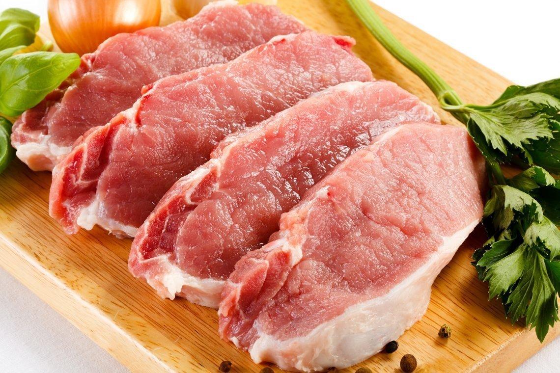 Как приготовить диетическое блюдо из свинины