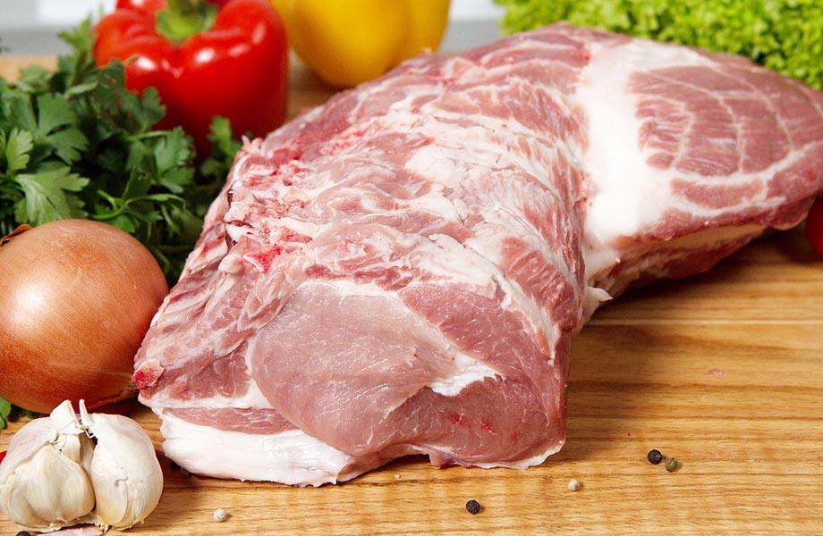 Постная свинина отварная калорийность на 100 грамм