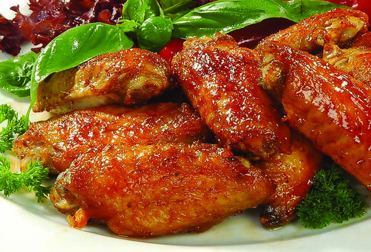 куриные крылышки во фритюре рецепт с фото российское