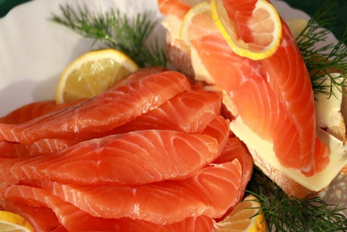 ростовской фото с красной рыбой рецепт овощей пару