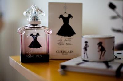 парфюм Guerlain с маслом бобов тонка