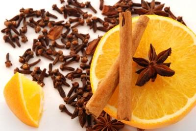 Сочетающиеся эфирные масла с корицей