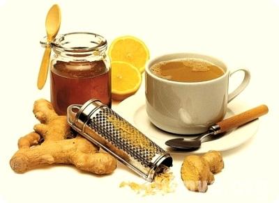 Чай с имбирем, корицей и медом согревающий