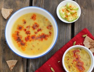 Суп с асафетидой