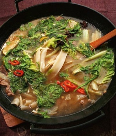 Суп с бадьяном