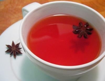 Лечебный чай с бадьяном
