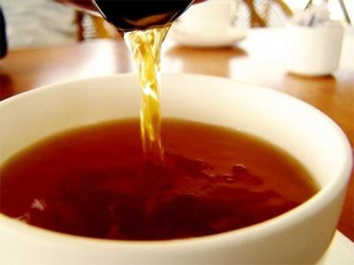 Чай с черным с тмином