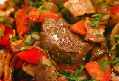 Мясо с донником