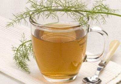 Травяной чай с фенхелем для похудения