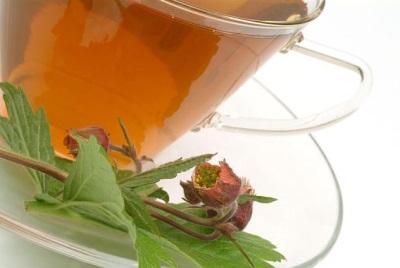 Чай из гравилата