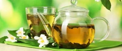 Чай с кервелем и другими травами