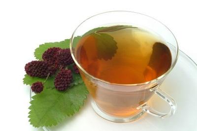 Чай из травы кровохлебки