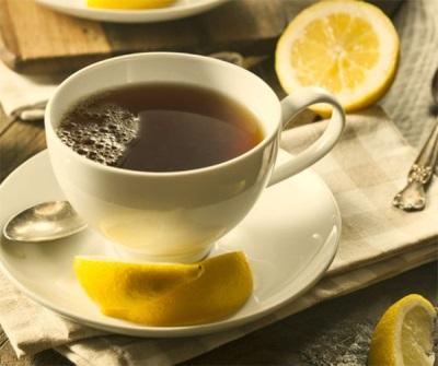 Чай с кумином и лимоном