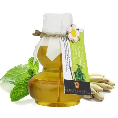 Эфирное масло Лимонного сорго