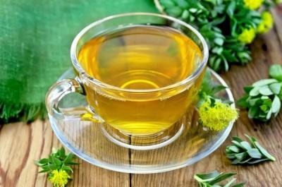 Чай с лофантом