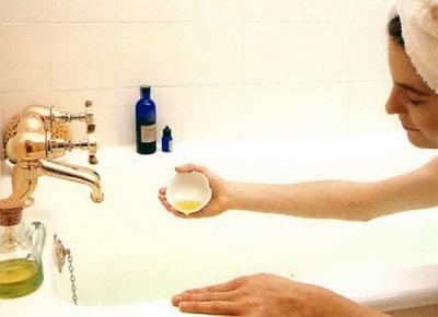 Ванна с маслом душицы