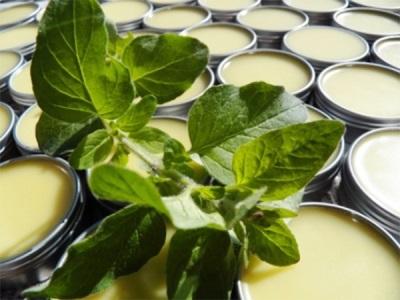 Мазь с эфирным маслом душицы