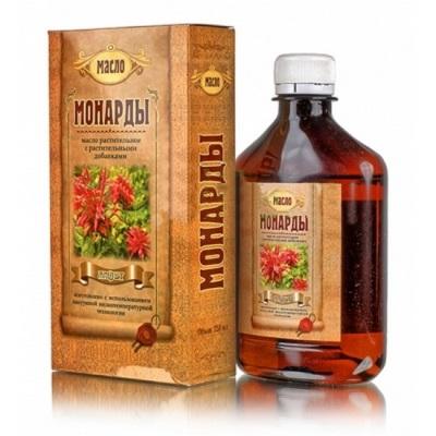 Польза монардового масла