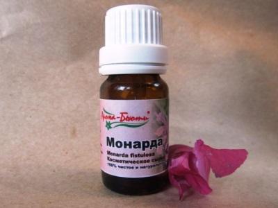 Эфирное масло монарды