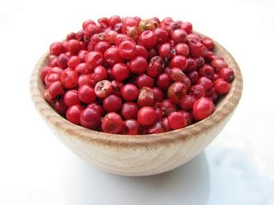 Полезный Розовый перец