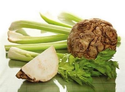 Сельдерей один из ценных овощей