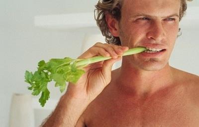 Сельдерей для лечения простатита