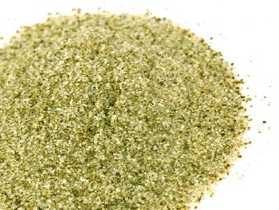 Соль из стеблей сельдерея