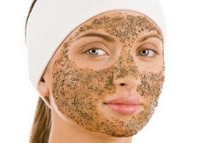 Косметические маски с травой мокрицей