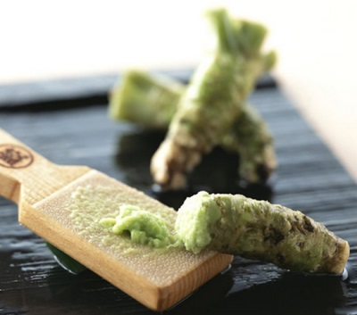 Васаби содержит много витаминов и минералов