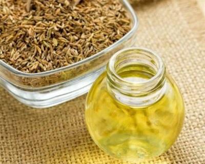Эфирное масло зиры
