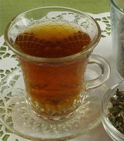 Чай со змееголовником