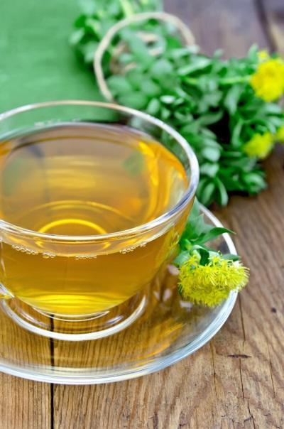 Чай из корней родиолы розовой