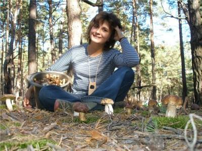Белые грибы - где растут