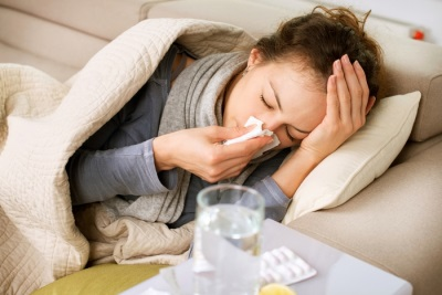 Чесночное масло при гриппе