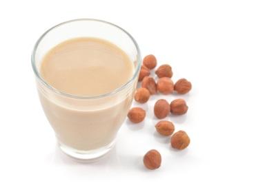 Молоко из фундука
