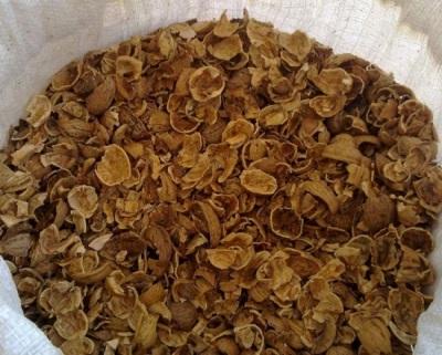 зола грецкого ореха для удаления волос отзывы