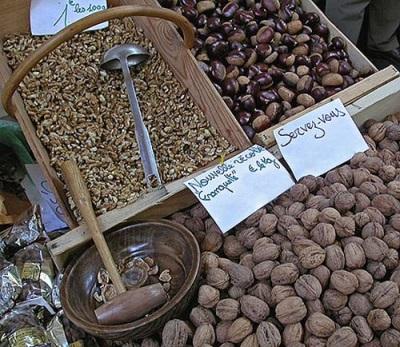 Выбор и приобретение грецкого ореха