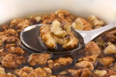 Ежедневная дозировка смеси грецких орехов с медом