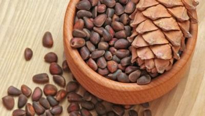 Пищевая ценность настоев из кедровых орешков