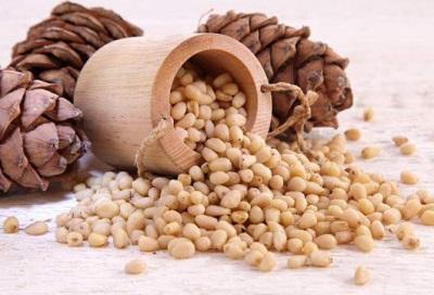 Характеристики кедровых орехов