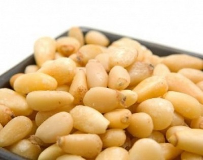 Кедровые орешки содержат много микро- и макро элементов