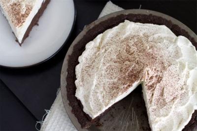 Пирог с кокосовым сахаром