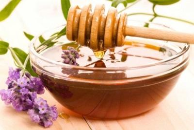 Лавандовое масло с медом