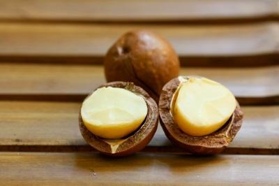 Орех макадамии содержит много фосфора, который прекрасно усваивается благодаря наличию других микроэлементов