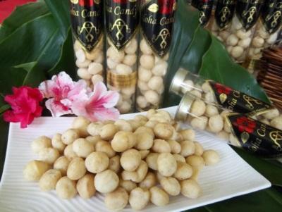Орех макадамии обладает массой полезных свойств
