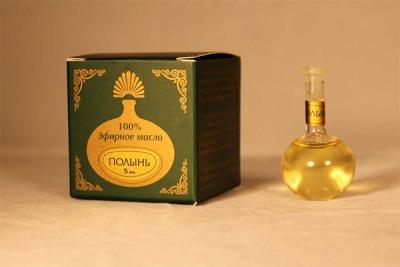 Применение эфирного масла полыни в медицине