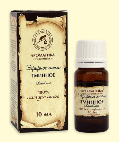 Характеристики эфирного масла